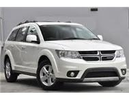 2012 Dodge Journey R/T Was R 379 000 Now R 340 000