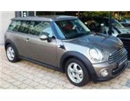 2011 Mini Cooper Clubman Manual.