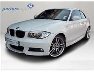 2012 BMW 125i coupe steptronic