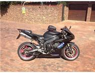 2005 Yamaha R1 for sale or swop for V8 truck or Bus.