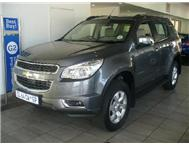 2013 CHEVROLET TRAILBLAZER 2.5 LT