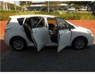 LIKE BRAND NEW 2012 TOYOTA VERSO 180TX FOR SALE