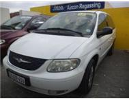 2004 Chrysler Voyager 3.3 Automatic .