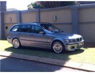 BMW 3series (E46) Touring/Station wagon motorsport