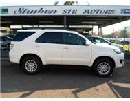 2011 Toyota FORTUNER 3.0 D4-D 4X4 A/T (NEW SPEC)