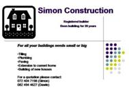 Simon Construction