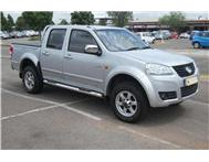 GWM - Steed 5 2.5 TCi Double Cab 4X4