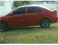 RENT TO OWN TOYOTA COROLLA R2000