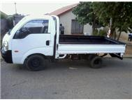 Cheap very neat and reliable furniture mover Bakkies for HIRE in Midrand and around JBRG.
