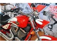 2012 Jackpot Lady Luck 106ci Demo AMERICAN MOTORCYCLE