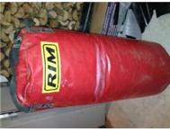 RIM punching bag
