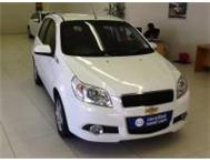 Chevrolet Aveo 1.6 LS 5-Door used for sale - 2012 Cape Town