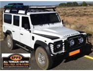 LAND ROVER DEFENDER 110 PUMA STATION WAGON