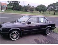 BMW e30 325I MANUAL NOT A FAKE Durban