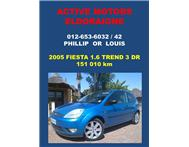 Ford - Fiesta Trend 1.6i 3 Door