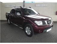 2007 Nissan Navara 4.0 V6 4x2 D/C AT