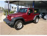 2012 Jeep Wrangler 3.8 Rubicon