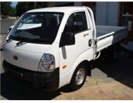 Brand New Kia K2700 Workshorse Bakkie