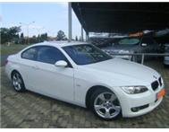 2009 BMW 3 Series 320i Coupe A/t (e92)