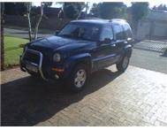 Jeep Cherokee 2003 2.5 CRD Limited