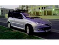 Great peugeot 206cc 2.0 convertible