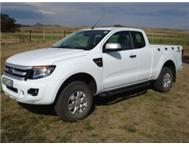 2012 FORD RANGER 3.2 SUPERCAB 4x4