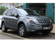 2013 Mahindra XUV500 2.2 mHawk W8 AWD Manual