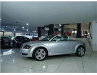 2000 AUDI TT 1.8T Roadster Quattro - Cleanest Car in SA
