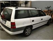 2001 Opel Astra Estate 200i for sale
