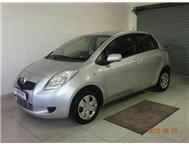 2008 TOYOTA YARIS T3 MANUAL