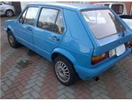 Vw Golf 4 sale good run give away R13500