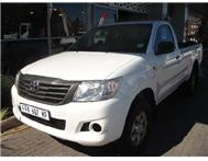 Toyota - Hilux (Facelift II) 2.5 D-4D SRX R/B Single Cab