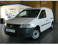 2010 Volkswagen Caddy 1.9 TDI Maxi Panel Van