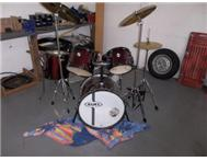 Drum Set Second Hand in Musical Instruments Western Cape Goodwood - South Africa