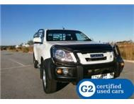 2013 Isuzu KB Series 250 D-TEQ LE 4X4 Single cab Bakkie