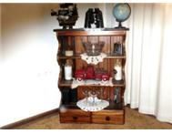 Display Shelve / Spice Rack - Hardwood