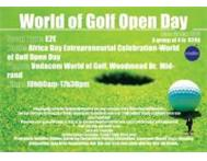 Africa Day Celebration Golf Day Gauteng