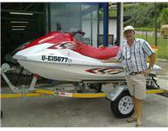 Yamaha vx 1100 fourstroke only 85hrs