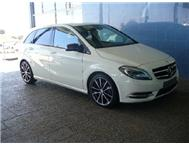 2013 MERCEDES-BENZ B 180 CDI BE A/T