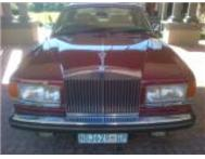 ROLLS ROYCE SILVER SPIRIT for hire