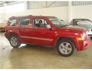 2007 JEEP PATRIOT 2.4I PETROL 4X4 SUV MMAWHOLESALERS.CO.ZA