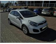 2011 KIA RIO 1.2i Hatch Manual