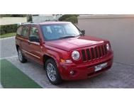2007 JEEP PATRIOT 2.4L Auto (118000Km FSH with Agents)