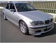 2004 BMW 325i M Sport Steptronic
