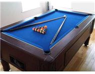 Two Pool Tables for Sale