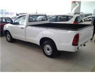 HILUX 2.0 LONG WHEEL BASE / SINGLE CAB