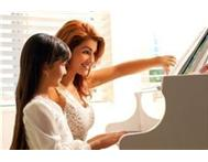 Piano Lessons - at your home - R180