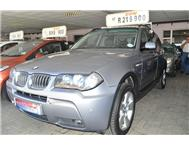 BMW - X3 2.0d Manual Facelift