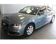 2011 Audi A4 (B8) 1.8 T Ambition Multitronic