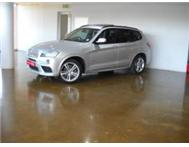 2011 BMW X3 3.0D X-DRIVE FOR SALE @ EXECUTIVE TOYS